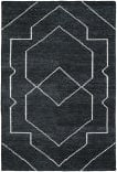 Kaleen Solitaire Sol01-38 Charcoal Area Rug