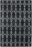Kaleen Solitaire Sol02-38 Charcoal Area Rug