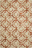 Karastan Expressions Motif Ginger Area Rug