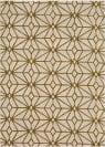 Karastan Artisan Celeste Brushed Gold Area Rug