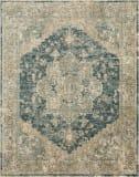 Karastan Marash Ezine Blue Area Rug