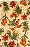 Kas Catalina Tropical Flora 780 Ivory Area Rug