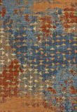 Kas Illusions 6208 Blue - Coral Elements Area Rug