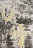 Kas Skyline 6424 Grey Watercolors Area Rug