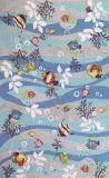 Kas Sonesta 2011 Blue Area Rug