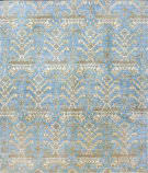 Kashee Lahore Light Blue 8'3'' x 9'10'' Rug