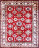 Kashee Royal Kazak Rust - Ivory 8'2'' x 9'9'' Rug