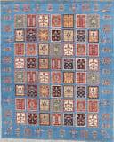 Kashee Vintage Light Blue 8' x 9'9'' Rug