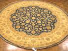 Kashee Lahore Blue - Ivory 10' x 10'3'' Rug