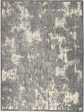 Kathy Ireland Sahara KI392 Ivory - Grey Area Rug