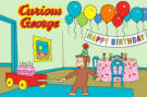 Fun Rugs Curious George Birthday CG-03 Area Rug