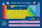 Fun Rugs Fun Time Table of Elements FT-102 Multi Area Rug
