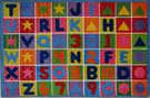 Fun Rugs Supreme Numbers & Letters TSC-137 Multi Area Rug