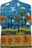 Fun Rugs Supreme Hawaiian Shirt TSC-230 Multi Area Rug