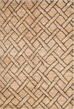Ralph Lauren Clayton RLR3223A Natural / Charcoal Area Rug