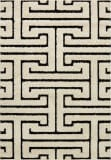 Loloi Enchant En-28 White - Black Area Rug