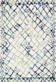 Loloi Folklore Fw-01 Ivory - Ocean Area Rug