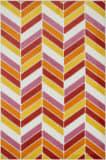 Loloi Gracie GE-01 Ivory / Pink Area Rug