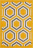 Loloi Terrace TC-01 Lemon / Grey Area Rug