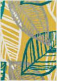 Loloi Terrace TC-16 Citron / Multi Area Rug