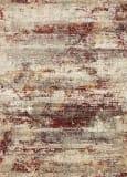 Loloi Jasmine JAS-01 Dove - Rust Area Rug