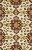 Loloi Mayfield Mf-05 Multi / Red Area Rug