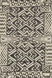 Loloi Mika Mik-13 Ivory - Black Area Rug