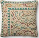 Loloi Pillow P0434 Multi