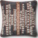 Loloi Pillow P0378 Blue - Rust