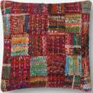 Loloi Pillows P0535 Red - Multi