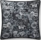 Loloi Pillows P0781 Charcoal