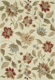 Loloi Summerton Sumrsrs06 Ivory/Red Area Rug