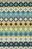 Loloi Summerton Srs17 Grey / Multi Area Rug