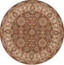 Lr Resources Shapes 10563 Coffee - Ivory Area Rug