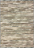 Lr Resources Topanga 81323 Charcoal Area Rug