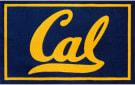 Luxury Sports Rugs Team UC Berkeley Navy Area Rug