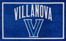 Luxury Sports Rugs Team Villanova University Blue Area Rug