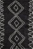Momeni Maya May-1 Black Area Rug