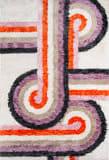Momeni Novogratz Retro Ret-5 Lavender Area Rug