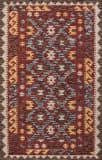 Momeni Tangier Tan-7 Red Area Rug