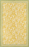 Momeni Under A Loggia UND-2 Yellow Area Rug