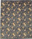 Nairamat Rugs Poppy 100 Knot Blue Area Rug