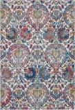 Nourison Global Vintage Glb06 Ivory - Blue Area Rug