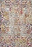 Nourison Global Vintage Glb06 Ivory - Orange Area Rug