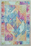 Nourison Ankara Global Anr04 Ivory - Multicolor Area Rug