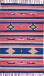 Nourison Baja Baj01 Pink - Blue Area Rug