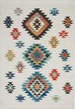 Nourison Tribal Decor Trl07 White Area Rug