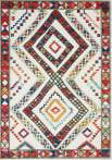 Nourison Tribal Decor Trl02 White Area Rug