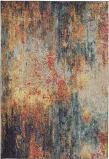 Nourison Celestial CES15 Multicolor Area Rug