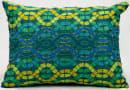 Nourison Pillows Fantasia Cm855 Blue